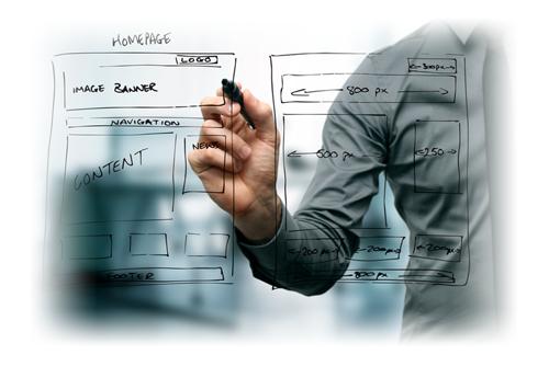 Recruiter Website Design